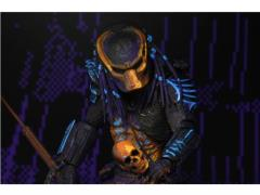 """7"""" Scale Predator 2 Action Figure - City Hunter (Video Game Appearance)"""