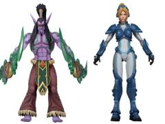 "Nova Terra Heroes of the Storm 7/"" Scale Action Figure NECA Blizzard"