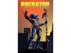 "7"" Predator Figure Dark Horse Comic Book Predator"