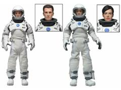 "Interstellar 8"" Clothed Figure Two Pack"