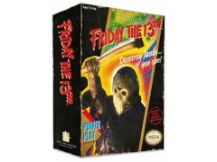 "Friday the 13th 7"" Figure  - Jason Video Game Appearance (With Theme Music)"