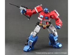 Hero of Steel 01 - Optimus Prime With Bonus Megatron Pistol