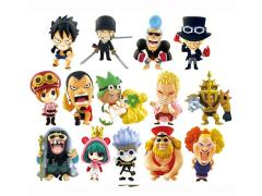 Ani-Chara Heroes One Piece Dressrosa Arc Part 02 - Box of 15