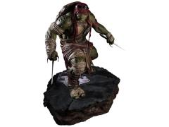 TMNT 2014 Movie Museum Masterline Raphael Statue