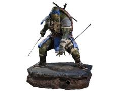 TMNT 2014 Movie Museum Masterline Leonardo Statue