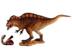 1/35 Scale Acrocanthosaurus Atokensis (Hercules) Museum Class Replica Deluxe Pack