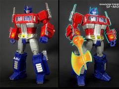 SF-M01B - Arm & Ax Upgrade - Japanese Version
