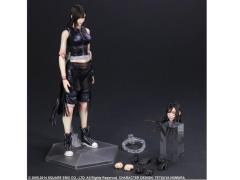 Final Fantasy VII - Advent Children Series 02 - Play Arts Kai - Tifa Lockhart