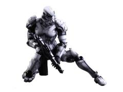 "Star Wars Play Arts Kai Variant Figure - 10"" Stormtrooper"