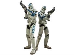 Clone Troopers Echo & Fives Set Sixth Scale Figures