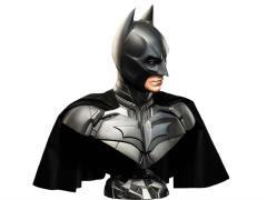 Batman:  The Dark Knight - Life Size Bust - Christian Bale