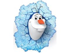 Frozen 3D LED Wall Decal - Olaf