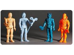 SDCC 2015 Exclusive Prototype ReAction Figure Four Pack