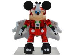 Transformers Disney Label Mickey Mouse Trailer (Chrome Christmas Ver.) Exclusive