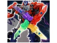 Arms Micron Exclusive - Rainbow Shield Clear Purple Blade