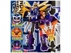 Transformers Go! G05 Gekisomaru