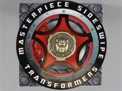 MP-12 Masterpiece Sideswipe / Lambor - 2nd Production Run With Collector Coin