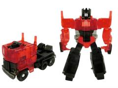 EZ Collection Convoy Clear Anniversary Exclusive