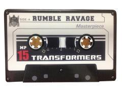MP-15 Masterpiece Rumble & Jaguar (Ravage) Coin