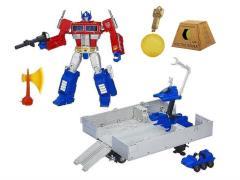 Masterpiece Optimus Prime with Trailer & Vector Sigma Gift Set (Reissue)