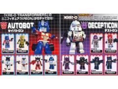 Transformers KRE-O Kreon Capsule Figure - Random Single