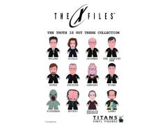 The X-Files Titans The Truth Is Out There Collection Random Mini Figure