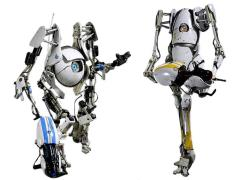 Portal 2 - 1/6 Atlas Figure