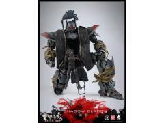 1/12 Scale Full Metal Ghost - Shadow Blade