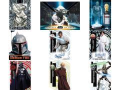 Star Wars 2015 High Tek Trading Cards Box Set