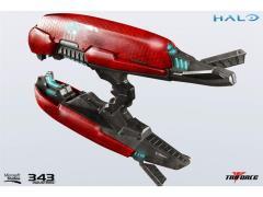 Halo 2 Anniversary Edition Brute Plasma Rifle Full Scale Replica (LE 150)