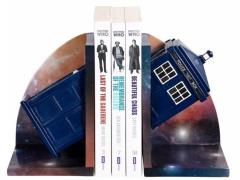 Doctor Who TARDIS Resin Bookends