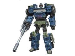 Warbotron WB01-E - Fierce Attack