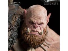 Warcraft 1/10 Scale Statue - Orgrim