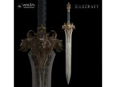 Warcraft 1/1 Scale Prop Replica - King Llane's Sword
