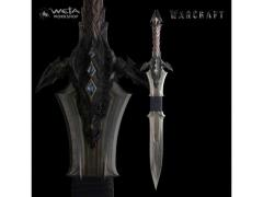 Warcraft Lothar's Sword 1/1 Scale Prop Replica