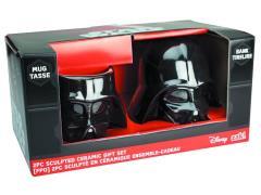Darth Vader Molded Bank & Mug Set