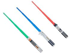 Star Wars BladeBuilders Extendable Lightsaber Wave 1 Set of 3
