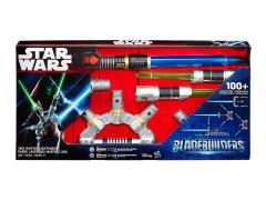 Star Wars Episode VII Blade Builders Jedi Master Lightsaber