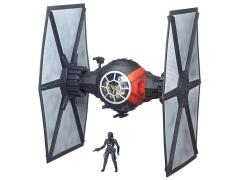"""Star Wars Episode VII Black Series 6"""" Deluxe First Order Special Forces TIE Fighter"""