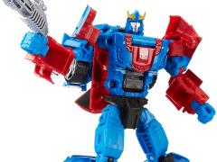 Transformers Combiner Wars Deluxe Smokescreen