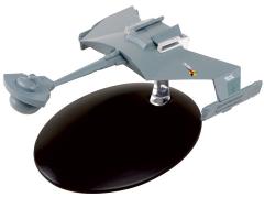Star Trek Starships Collection #67 Klingon D7 Class Battle Cruiser