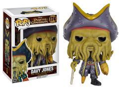 Pop! Movies: Pirates of The Caribbean - Davy Jones