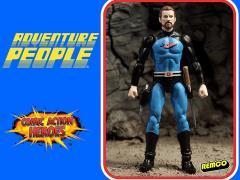 "Adventure People 4"" Figure Wave 01 - Action Jackson"