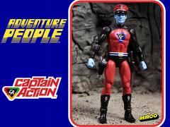 """Adventure People 4"""" Figure Wave 01 - Captain Evil"""