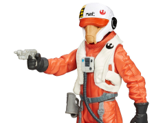"Star Wars 3.75"" Snow and Desert X-Wing Pilot Asty (The Force Awakens)"