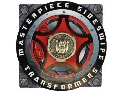 Transformers Masterpiece MP-12 Sideswipe / Lambor Collector Coin