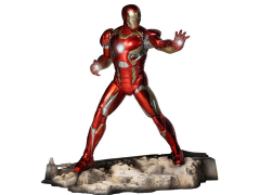 Avengers: Age of Ultron 1/9 Scale Model Kit Vignette Iron Man Mark XLV