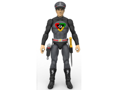 "Adventure People Captain Action (Gray Variant) 4"" Figure"