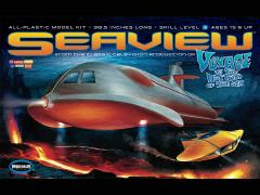 """Seaview 38.50"""" Model Kit Classic Television Production Version"""