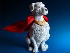DC Comics Krypto The Superdog Vinyl Model Kit - Fully Painted & Assembled Diamond Edition (LE 1000)